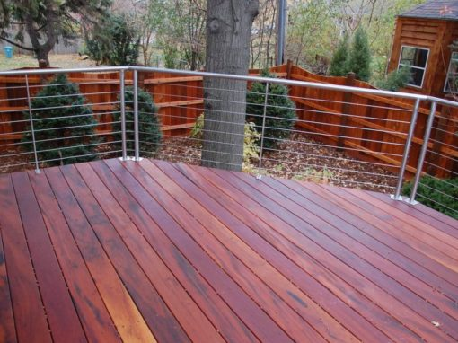 Decks, Fences & Pergolas