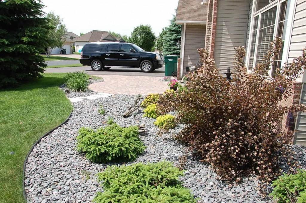 Landscapes plantings trio landscaping llc for Home and landscape design andover mn
