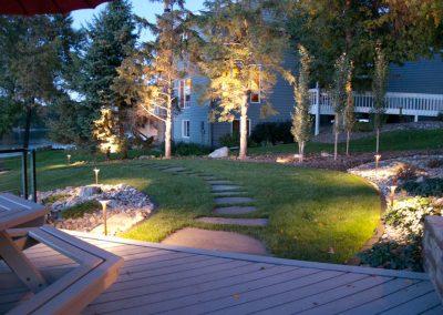 Large Yard Landscapes